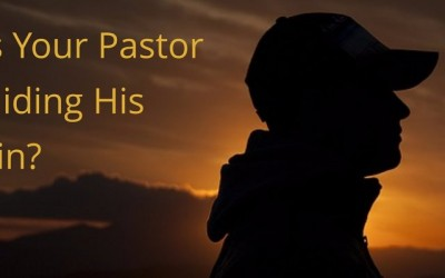 Is Your Pastor Hiding His Sin?
