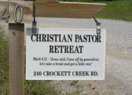 Christian Pastor Retreat