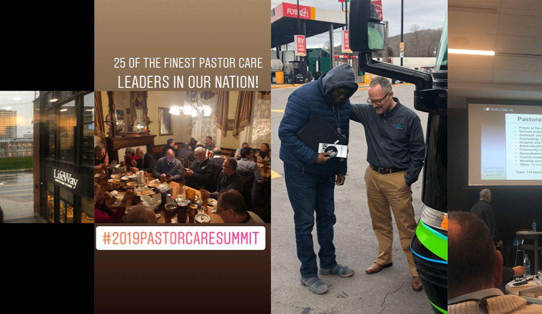 Nashville Pastor Care Summit