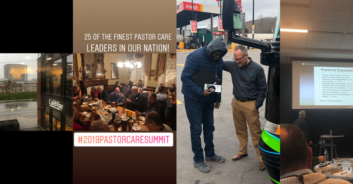 Nashville Pastor Care Summit